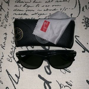 Ray Ban Women's Original Wayfarer Sunglasses